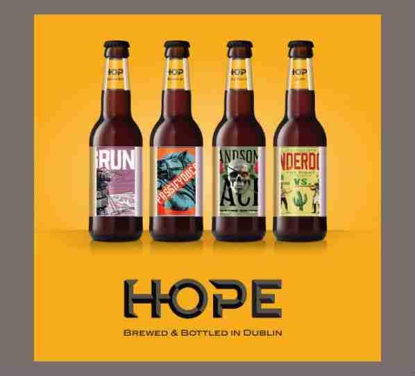 Hope 4 Bottle Shot