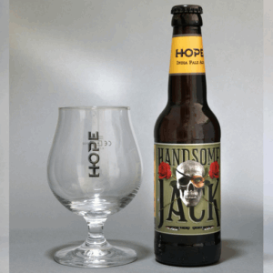 Hope Tulip Style Craft Beer Glass