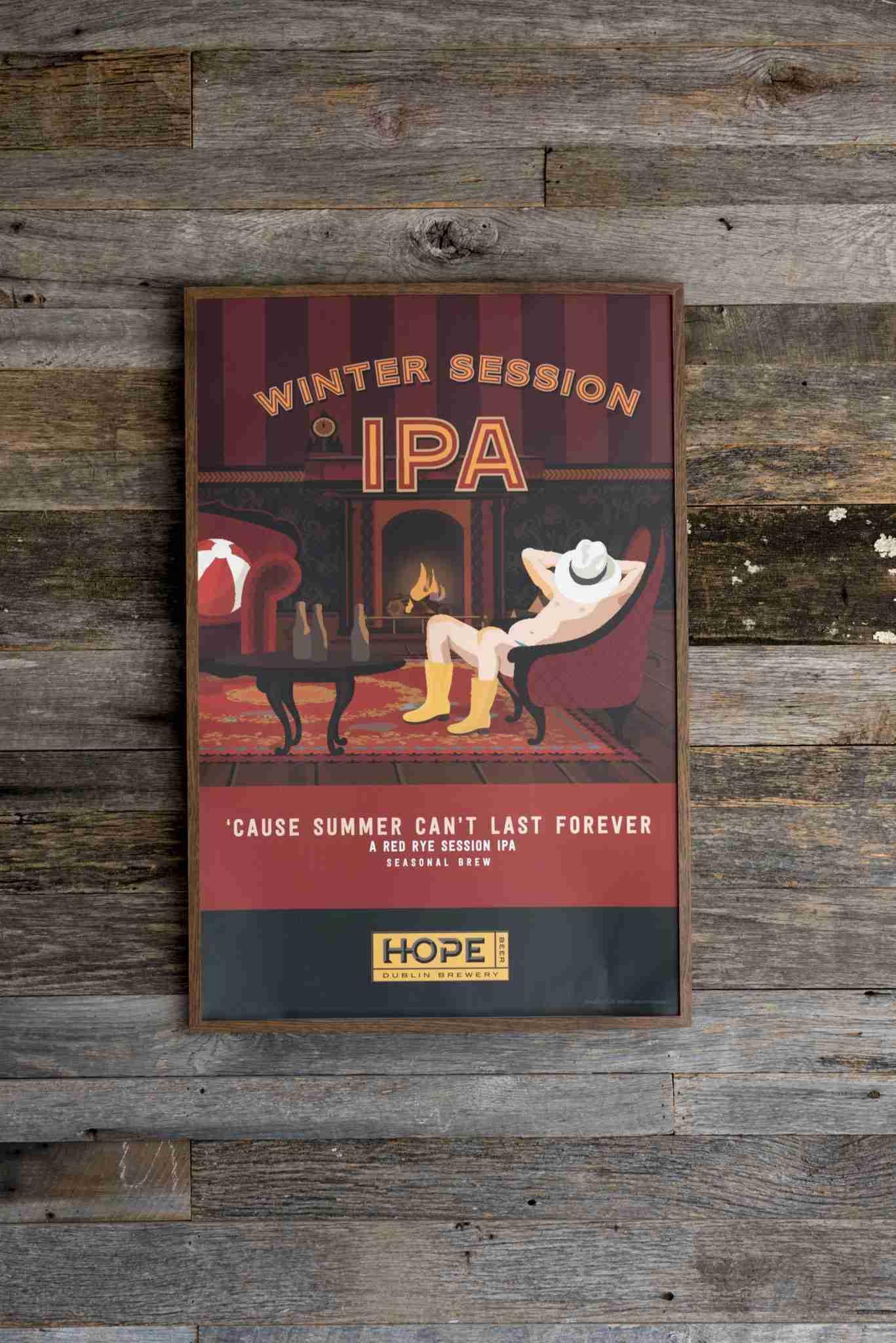 Hope Beer Winter Seasonal