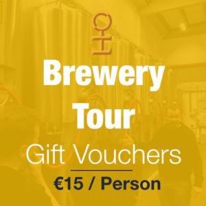 Hope Beer Brewery Tour Gift Voucher