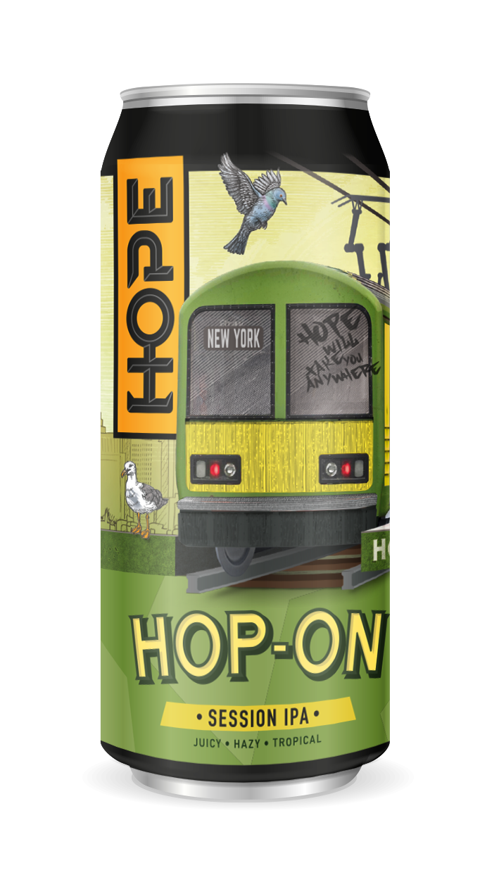 Hop On IPA