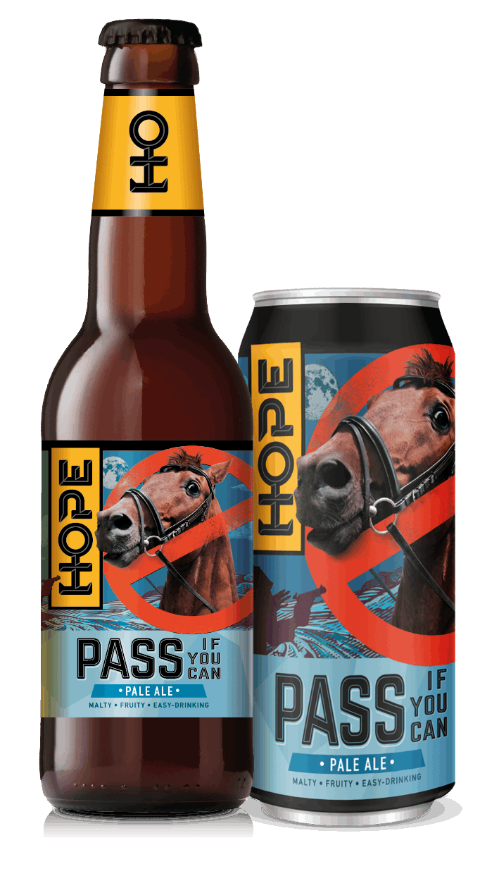 Hope passifyoucan Pale Ale