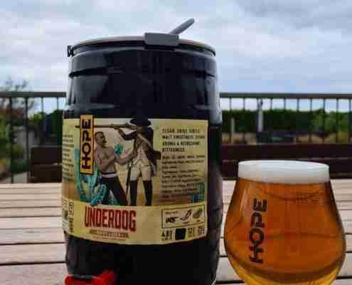 Hope Beer Mini-Keg
