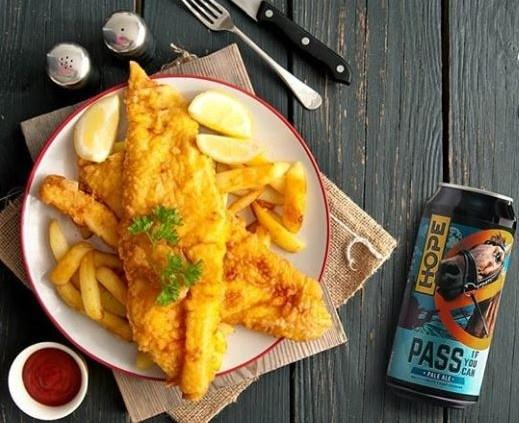 best fish and chips in Dublin