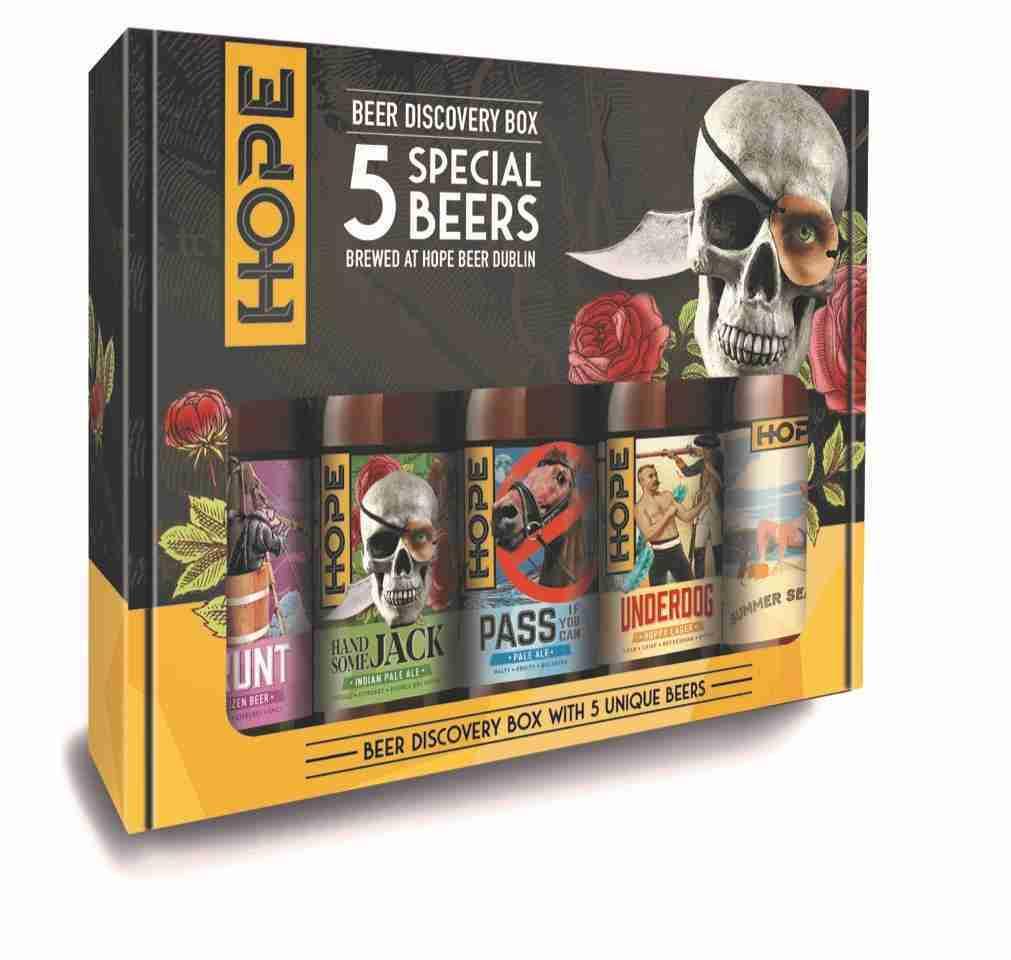 Hope Craft Beer Gift Box