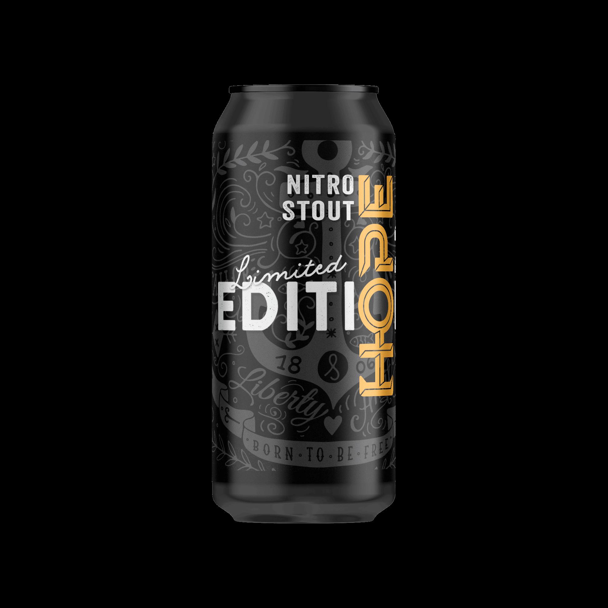 Hope Beer Nitro Stout