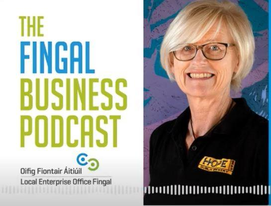 Fingal Business Podcast: Interview with Jeanne thumbnail